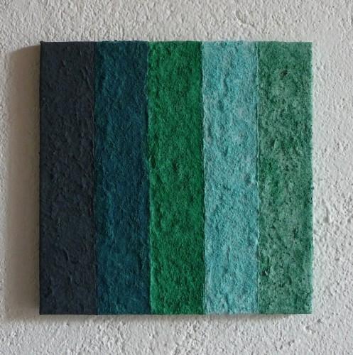Ionio ist ein Werk von Helmut Dirnaichner aus dem Jahr 2014 ausgestellt in der Galerie Grewenig-Nissen in Heidelberg