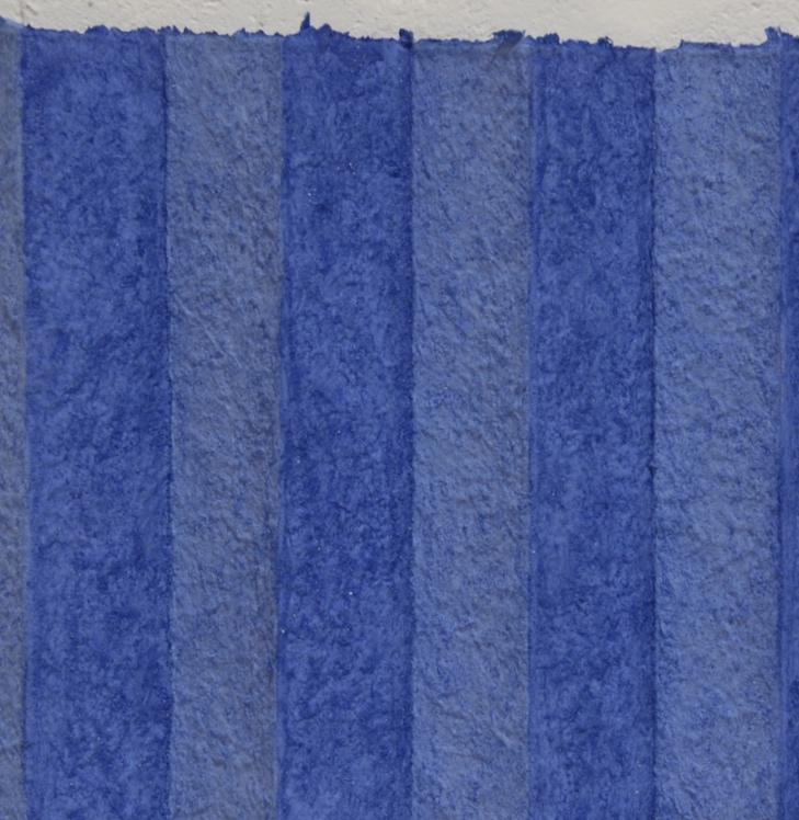 Bewegtes Blau