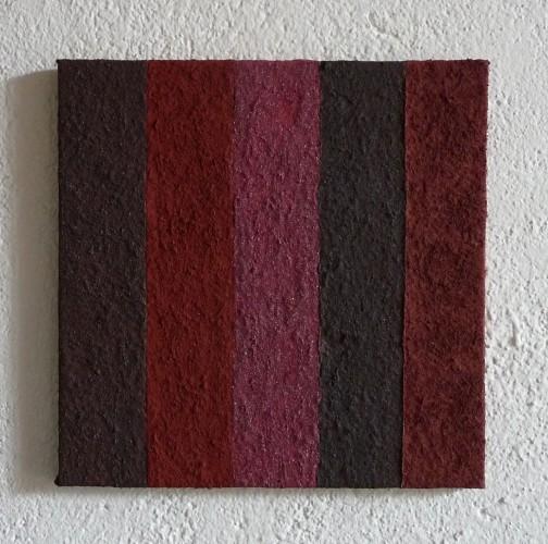 Vesuvio ist ein Werk von Helmut Dirnaichner aus dem Jahr 2014, ausgestellt in der Galerie Grewenig-Nissen in Heidelberg