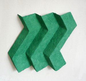 In and Out ist ein Cooperations-Werk von Peter Weber und Helmut Dirnaichner, präsentiert von Galerie Renate Bender