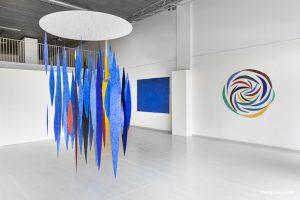 pietracolore ist eine Ausstellung von Helmut Dirnaichner im spazio heart in Vimercate, kuratiert von Simona Bartolena und Alberto Crespi unter der Schirmherrschaft des Goethe-Instituts Mailand, November-Dezember 2018