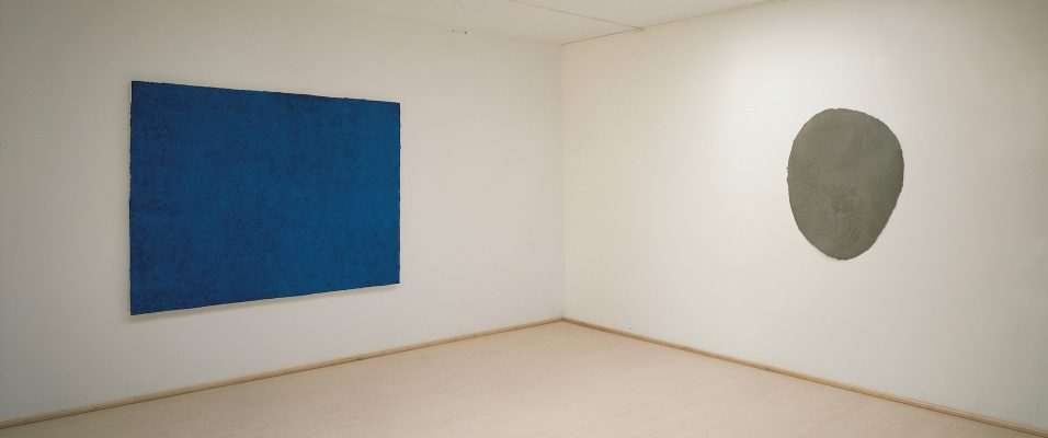 Lapislazuli, 1997 und Palude, 1984 sind Werke von Helmut Dirnaichner